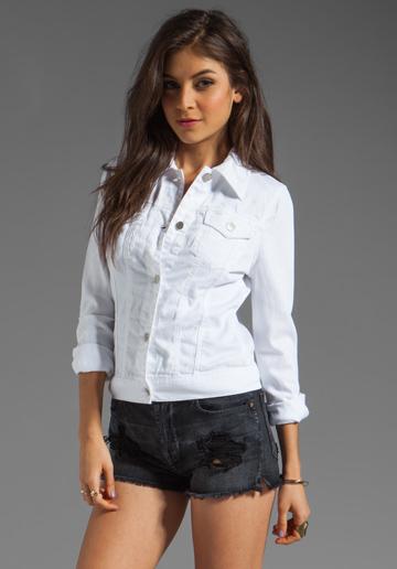 Revolve Clothing Denim Jacket - $144.64